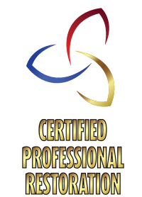 Certified Professional Restoration - The Gold Standard in Restoration